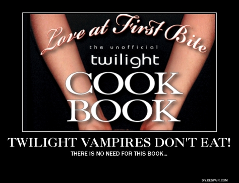 twilight cook book