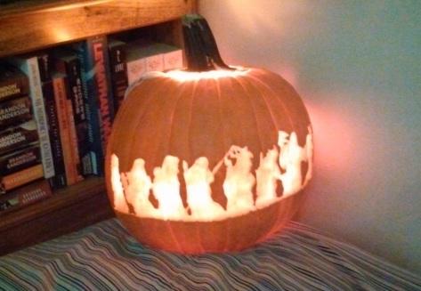 Hobbit Pumpkin2