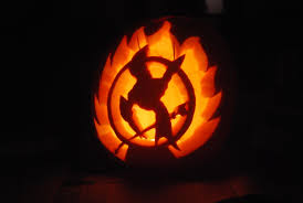 hunger games pumpkin2