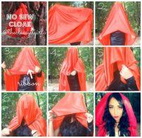 red hood cloak