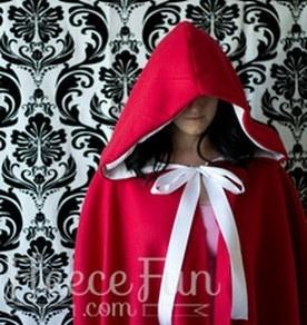 red hood - sew1